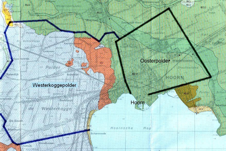 Geologie Hoorn